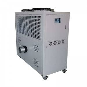 Short Lead Time for Battery Operated Air Cooler - Industrial Cooled Fan – Xinlun