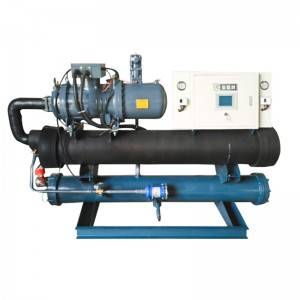 High reputation Industrial Air Cooled Chiller - Water Cooled Screw Chiller Unit – Xinlun