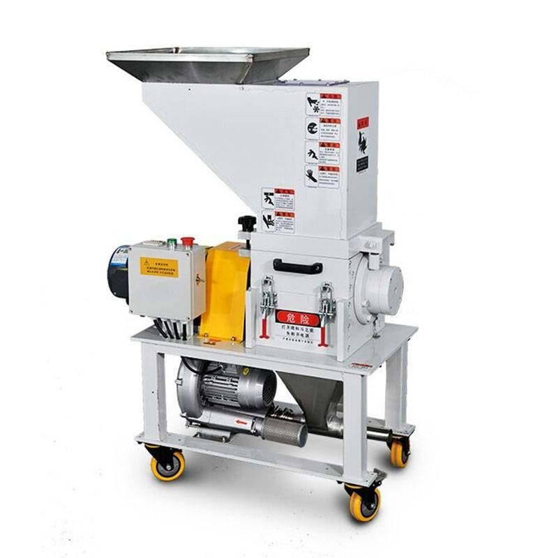 Factory wholesale Pe Film Shredder - Side Crusher – Xinlun