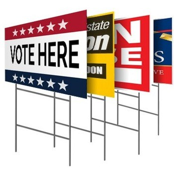 yard sign Featured Image