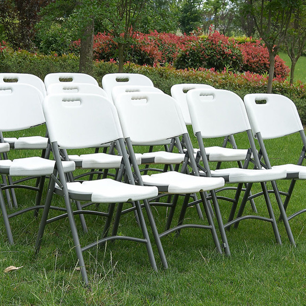China Wholesale Resin Folding Chairs Factory - Plastic Used Folding Chairs blow moulded plastic folding chair – JIANYE