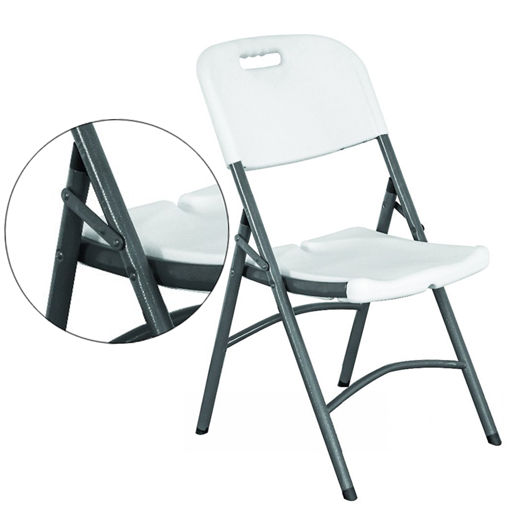China Wholesale Tall Folding Chairs Manufacturers - plastic folding catering chair for outdoor, Outdoor leisure folding dining chair,Balcony garden chair plastic chairs for event – JIANYE