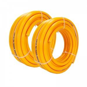 Top Quality High Pressure Flexible Tubing - PVC 5 Layers Pressure Spray Hose – Sinopulse