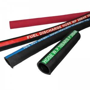 8 Year Exporter Black Color Hydraulic Hose - Oil Suction & Discharge Hose OSD300 – Sinopulse