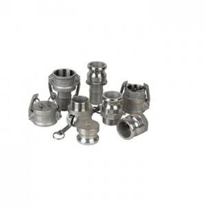 Stainless steel 316/304 camlock couplings