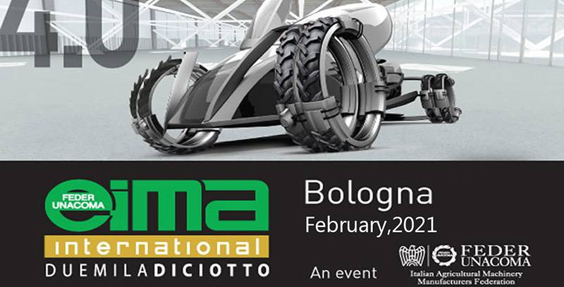 The Exhibition EIMA 2020 Italy
