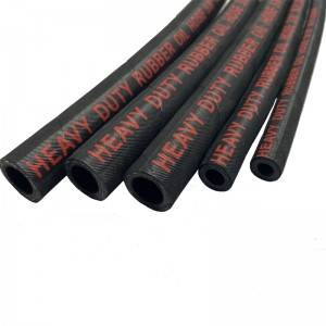 Reliable Supplier Rubber Extruded Hose - Textile Cord Fuel Oil Hose FW300 – Sinopulse