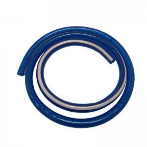 Factory Promotional High Pressure Washer Pipe - PVC fiber reinforced Hose – Sinopulse