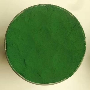 Best Price on Brown Brick Pigment - Iron oxide green 5605/835 – Shencai Pigment