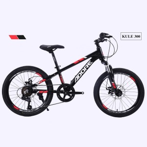 Special Price for Forquilha Dianteira Da Bicicleta - PDK300 20 Inch DISC Brake Kids Bike for 6-12 Age Children bicycle kids MTB – Panda