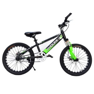 Factory made hot-sale Kids Indoor/Outdoor Sport Cycling Bike - PDKB20 Full Suspension MTB 20inch Children Bicycle spoke wheel – Panda