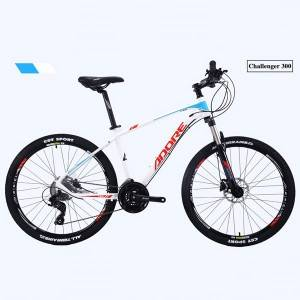"High Performance Magnesium Alloy Tapered Mountain Bike Fork - PDC300 Aluminium Frame 26"" Mountain bicycle Fashion ride cycle 27gear speed  – Panda"
