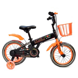 Factory making Steel Rim Material - PDKB37 latest design Proprietary children bicycle children bicycle mini BMX boys bicycle kid child bike with Music box – Panda