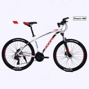 Hot-selling Good Quality 20 Inch Mountain Bike - PDP400 New Arrival 24 Speed 27.5 Inch Alloy Steel Bicycle OEM MTB Mountain Bike – Panda
