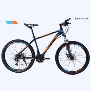 Excellent quality Fashion Mountain Bicycle - PDS160 Factory Mountain Bicycle 21 Speed Custom High Quality steel Men Suspension Mountain Bike MTB Bike – Panda