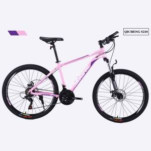 Excellent quality Fashion Mountain Bicycle - PDS210 New Arrival 21 Speed 26 Inch Alloy/Steel Bicycle OEM MTB Mountain Bike – Panda