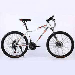 PDMZY550 Factory supply 21 Speed High Quality steel Men Suspension Mountain Bike