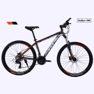 PDS500 27.5 Inch 24 Speed Alloy Disc Brake Mountain Bicycle 2.4 tire MTB