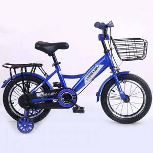 PDBINLI New design kids bicycle carbon steel Special-shaped frame children cycling