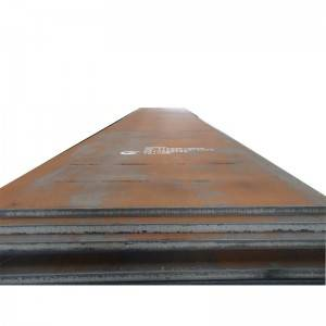 China Wholesale 310s Stainless Steel Plate Manufacturers - Wear Resistant Steel Plate – Kunda