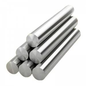 China Wholesale Carbon Steel Seamless Tube Pricelist - Stainless Steel Round Bar / Rod – Kunda