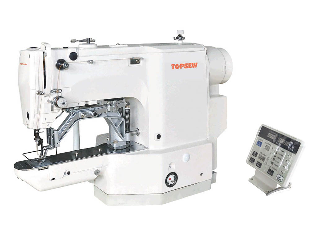 Brother Type Computer Controlled Bartacking  Sewing Machine TS-430D Featured Image