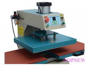 Pneumatic Double Stations Heat Press Machine TS-B1