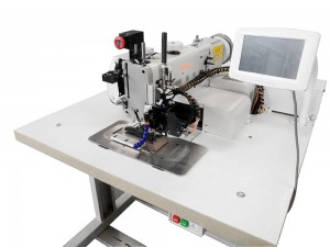Super Heavy-weight Material Extra-thick Thread Pattern Sewing Machine TS-2010H