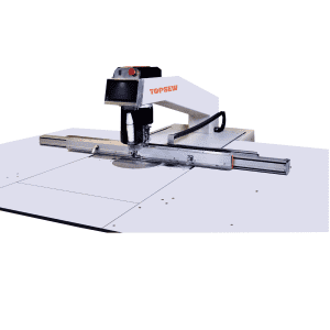Automatic Large Area Pattern Template Sewing Machine TS-13090