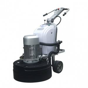 new high-efficiency concrete floor used grinding machine