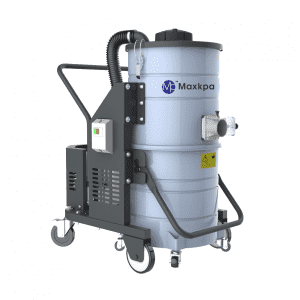 NEW A8 series Three phase industrial vacuum