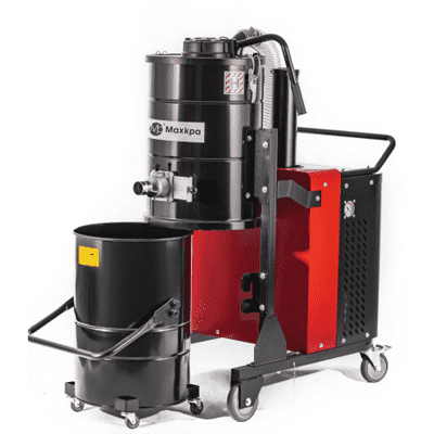 A9 series industrial dust extraction units three phase industrial heavy duty vacuum cleaner for concrete floor grdinging Featured Image