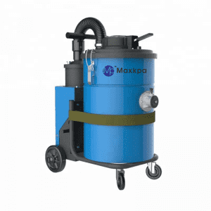Single phase one motor HEPA dust extractor