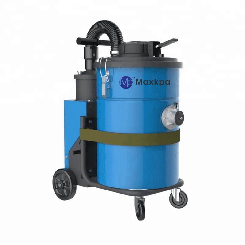 new Single phase one motor HEPA dust extractor Featured Image