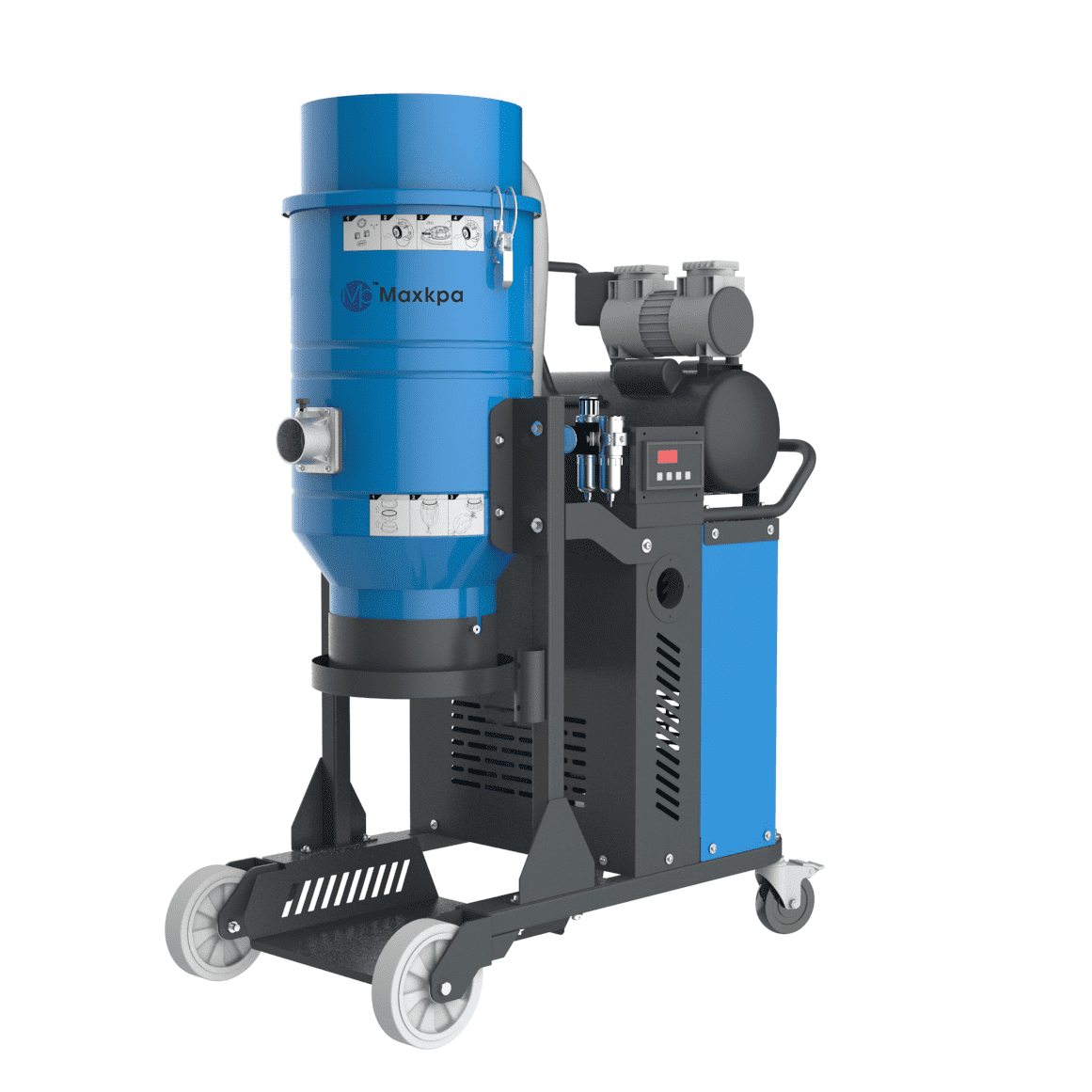 new T9 series Three phase HEPA dust extractor Featured Image