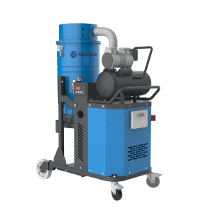 new T9 series Three phase HEPA dust extractor