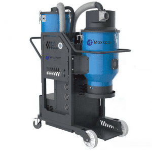 New Three phase dust extractor intergrated with pre separator dust extraction units for sale