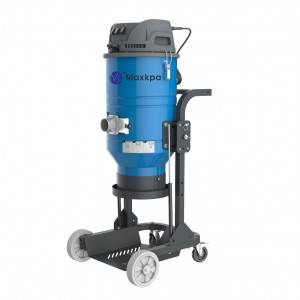 TS70 TES80 Three phase dust extractor intergrat...