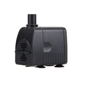 PriceList for Small Pond Fountain Pump - Yuanhua  garden hydroponic aquarium pump fountain pump manufacturer – YUANHUA