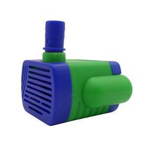Factory Price For Adjustable Fountain Pump - Yuanhua  indoor small fountain pump small hydroponics pump – YUANHUA