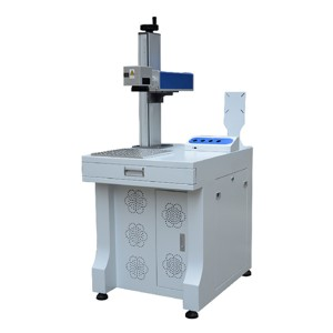 Cheap Fiber Laser Marking Machine Metal Plated Ceramics