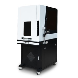 OEM UV Laser Marking Machine Painted Metals