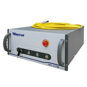 Continuous Wave Fiber Laser – Raycus Single-Module 300W-2000W