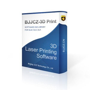 SLM | SLS | SLA 3D Laser Printing Software China