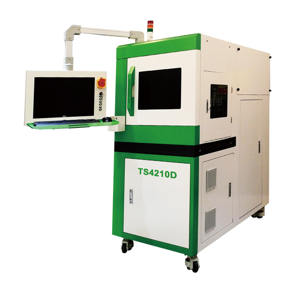 Thin/Thick Film Resistor Laser Trimming Machine – TS4210 Series China Featured Image
