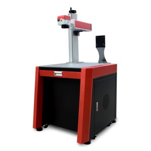 50W Fiber Laser Marking Machine ABS