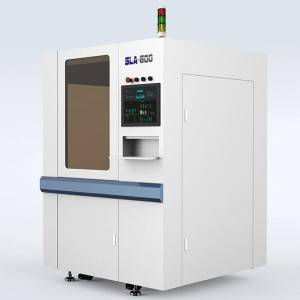 SLA 3D UV Laser Printer Machine With Resin China