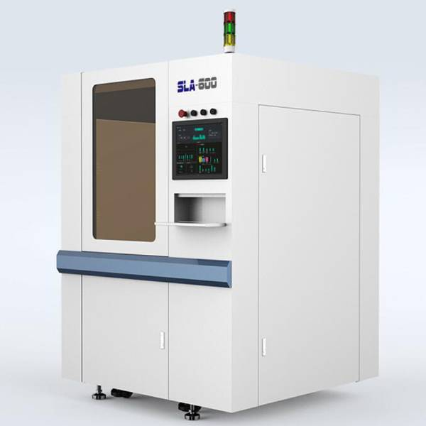 SLA 3D UV Laser Printer Machine With Resin China Featured Image