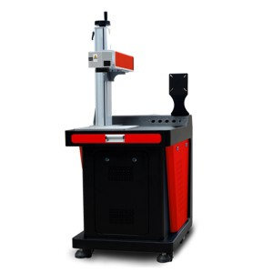 60W Fiber Laser Marking Machine Carbon Nanotube