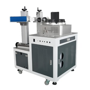 20W Fiber Laser Marking Machine Stainless Steel